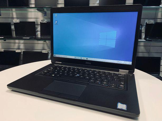 Laptop Dell e5480 i5-6440HQ 8GB 256SSD Ekran 14.1 Full HD Klasa. A+