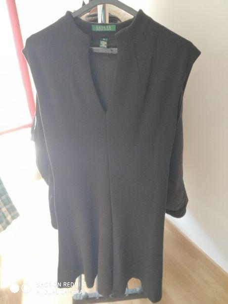 Vestido comprido - Ralph Lauren
