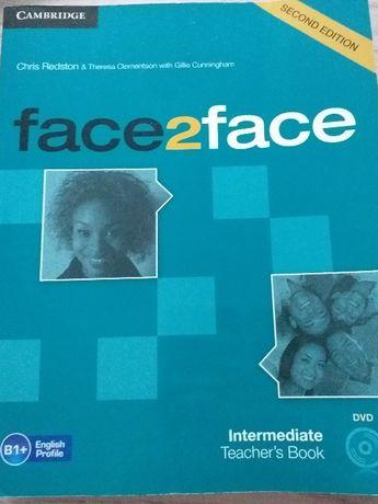 Face2face. Intermediate. Teacher's Book.