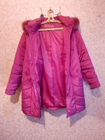 Продам куртку женскую зимнию
