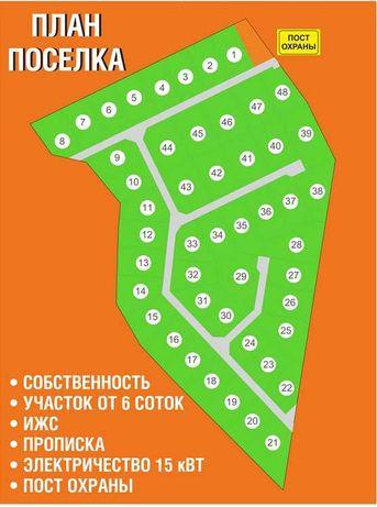 земельный участок Подмосковье ИЖС