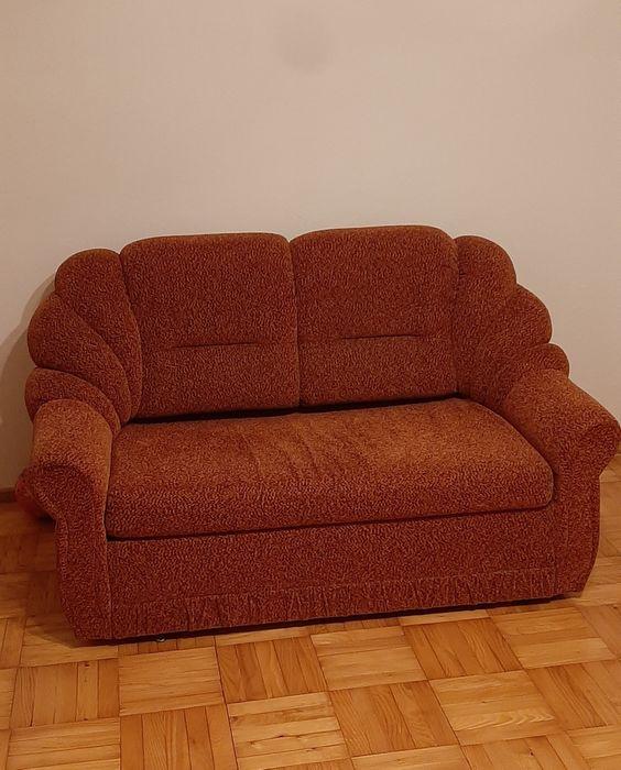 Sofa z funkcją spania Sochaczew - image 1