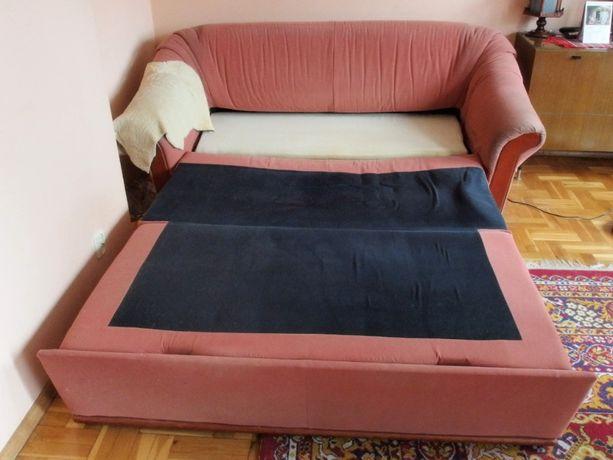 Sofa rozkładana Swarzędz 190 cm