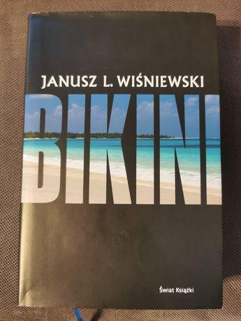 Bikini - Janusz L. Wiśniewski - twarda oprawa
