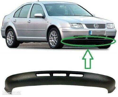 Aba / Spoiler / Lip Frontal VW Bora ABS(Plastico)