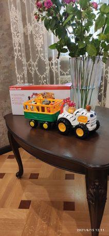 Трактор Сафари kiddieland