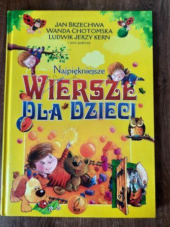 Najpiękniejsze wiersze dla dzieci Brzechwa Chotomska