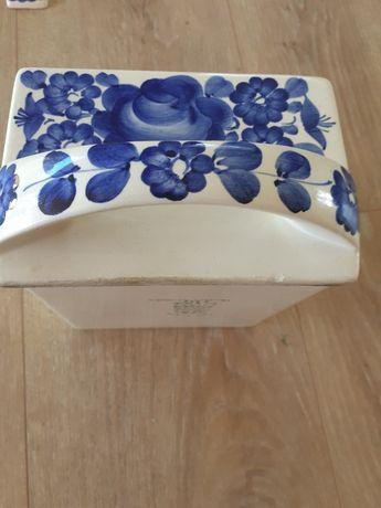 Pojemniczek fajans ceramika