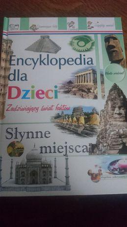 Encyklopedia dla dzieci- słynne miejsca