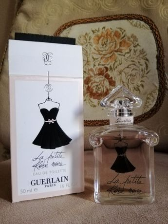 туалетная вода Guerlain La Petite Robe Noir 50ml (оригинал) обмен