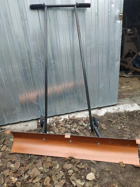 Лопата для уборки снега Шустрик