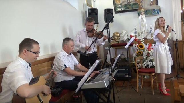 Oprawa Muzyczna Ślubu - CANTABILE Warka - organy śpiew skrzypce gitara