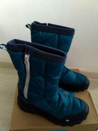 Śniegowce Decathlon Quechua r.34