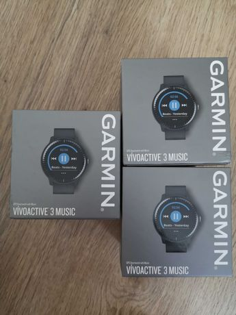 Годинник Garmin Vivoactive 3 Music