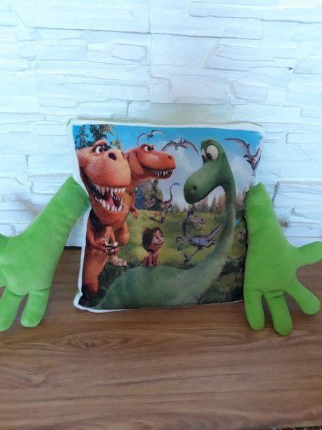 Подушка динозавры новая