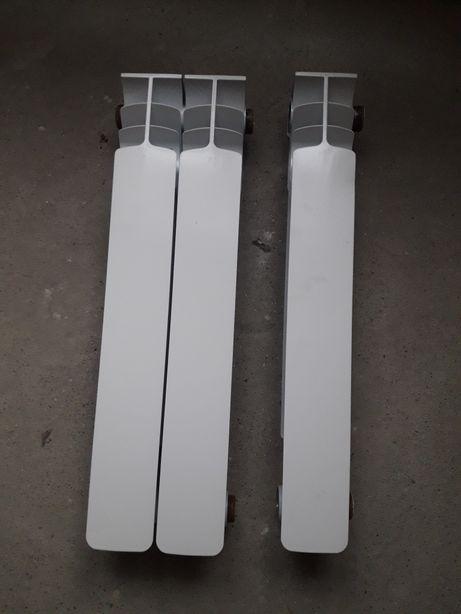 Grzejnik aluminiowy - 3 żeberka