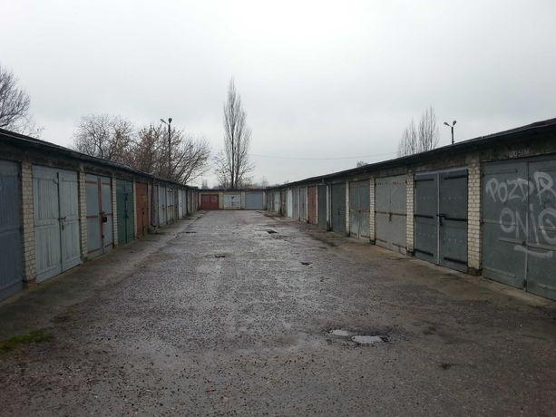 Garaż murowany Łódź Górna do wynajęcia pomieszczenie gospodarcze 17m2