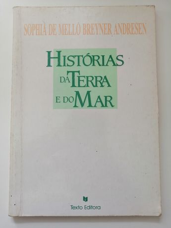 Histórias da Terra e do Mar de Sophie de Mello Breyner Anderson