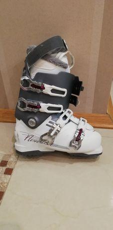 Лыжные ботинки женские/подростковые Nordica