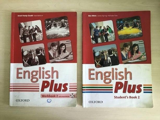 English Plus 2 Student's Book+ Workbook