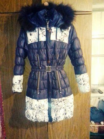 Курточка зимняя подростковая