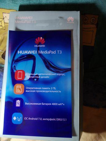 Планшет. HAUWEI MediaPad T 3
