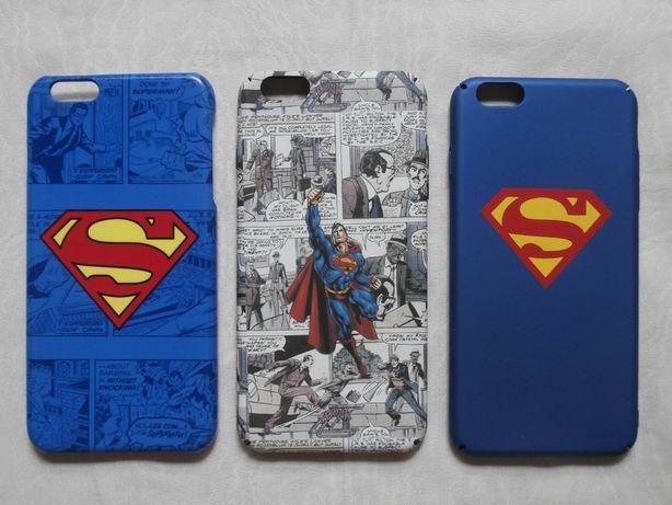 Etui,iphone 6 Plus Superman Werner Bros orginal
