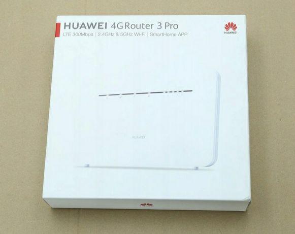 Huawei 4G Router 3 Pro LTE 300 Mb/s bez simlock