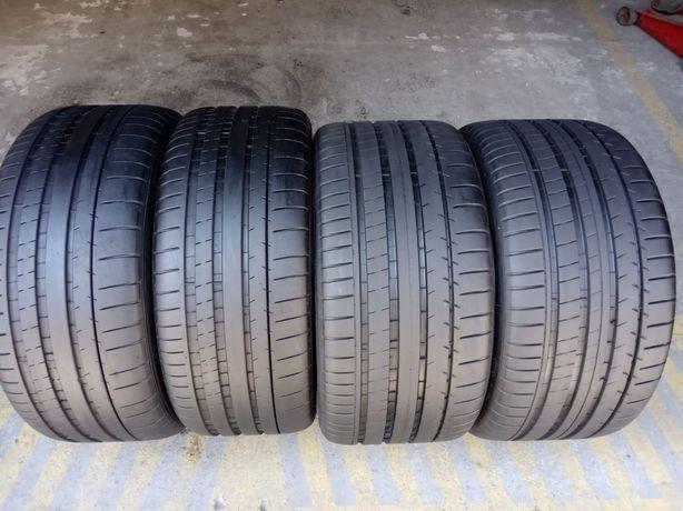 Летняя резина 255/45 R19 285/40 R19 Michelin Pilot Super sport
