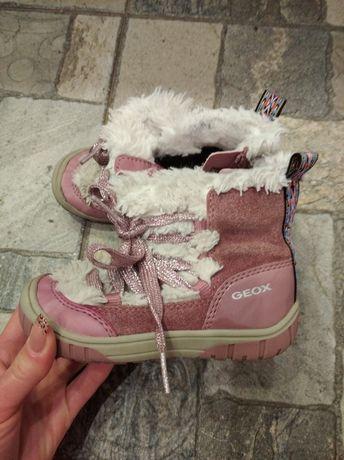Чоботи черевики Geox
