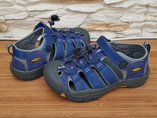 KEEN Sandałki sportowe trekkingowe Newport H2 jak nowe rozm. 34