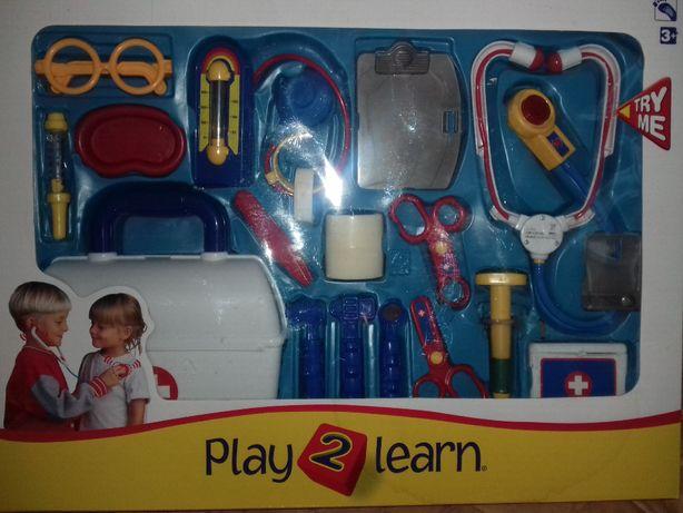 """Іграшковий набір """"ЛІКАР"""" детский набор (доктор)"""