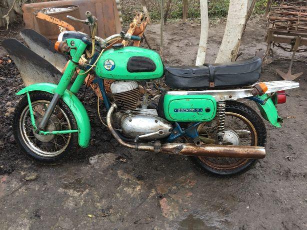 Мотоцикл Восход 3