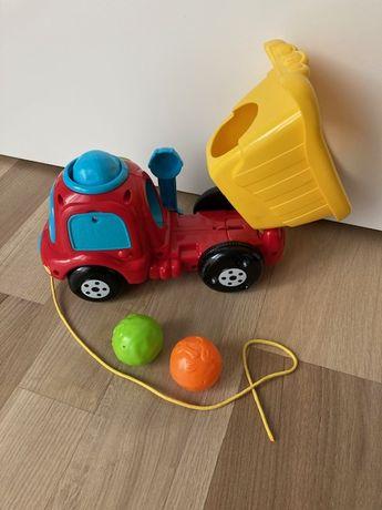 VTech, zabawka interaktywna Wywrotka małego budowniczego