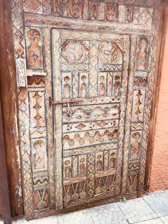 Porta Marroquina Antiga