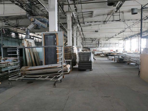 Аренда производственного цеха на Оболони 3000 кв.м.