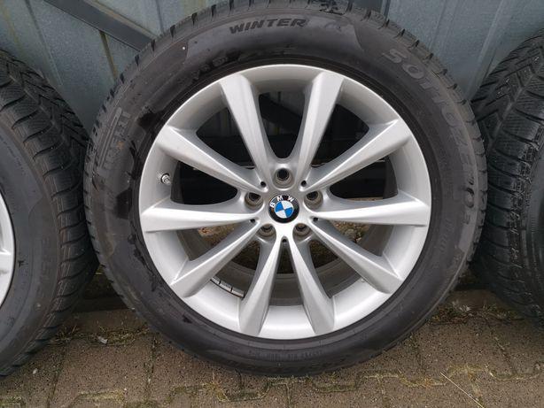 "Koła BMW 5x112 18"" Pirelli 245/50r18 100H Runflat x3 seria 5 seria 7"