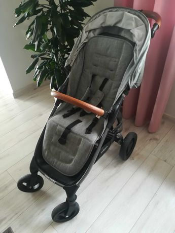 Valco Baby Snap 4 trend Tailor Grey marle