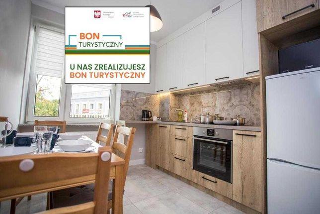 Apartament przy Rynku Sienkiewicza 6 (Możliwość kwarantanny)