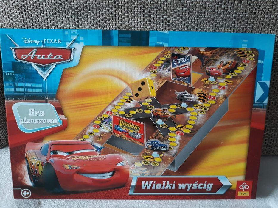 Gra Trefl Auta Wielki wyścig Poznań - image 1