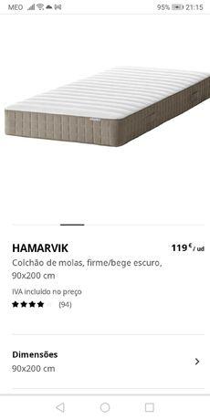 Cama com gavetão e gavetas para estudante IKEA