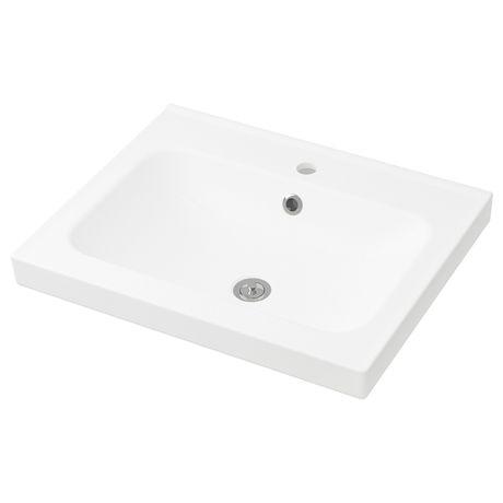 Lavatório IKEA ODENSVIK - NOVO - 43cm - casa de banho