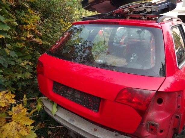 Klapa tył Audi a4 b7 kombi