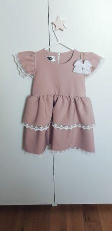 Spell's Little Fashion sukienka + opaska gratis. Roczek, wesele.