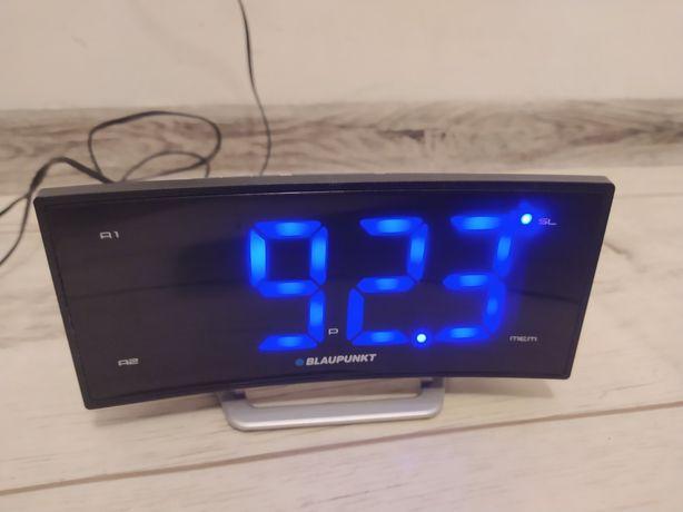 Blaupunkt CR7BK budzik zegar elektroniczny z radio, jakość