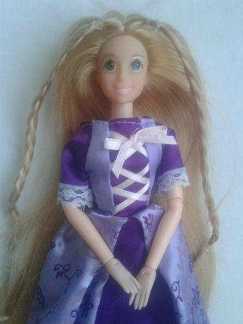 Кукла Рапунцель новая