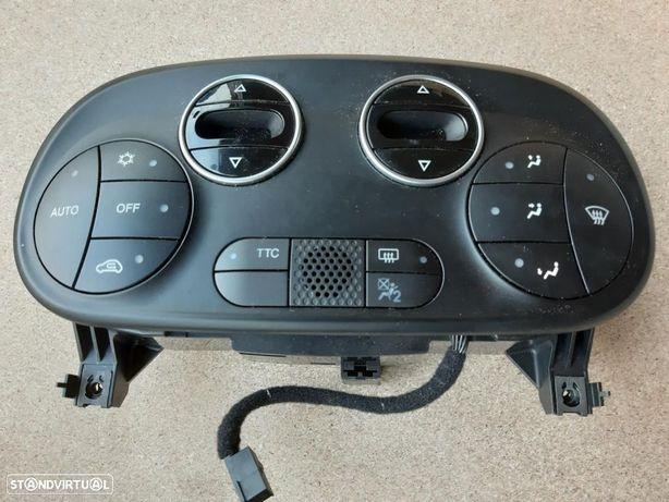 Botões de Sofagem Fiat 500