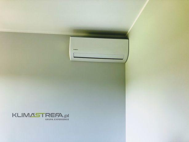 Montaż Klimatyzacji / Klimatyzacja z Montażem KLIMASTREFA.pl
