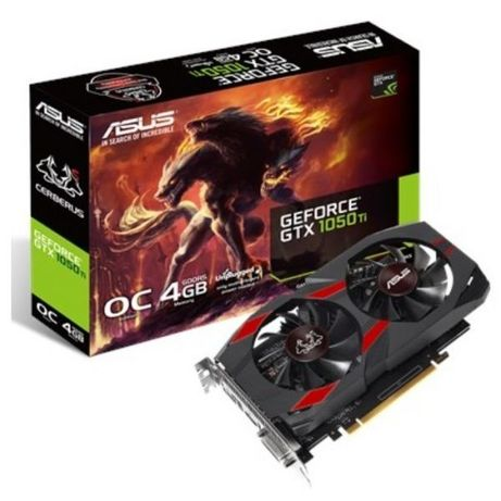 ASUS NVIDIA GeForce gtx 1050 ti