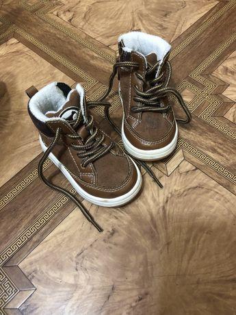 Ботинки hm zara